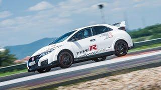 Honda Civic Type R sets new benchmark time at Hungaroring - Norbert Michelisz