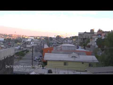OVNI UFO Ship Slow trajectory 2-Mexico Tijuana 09/07/2012 Ojo Descripcion!!
