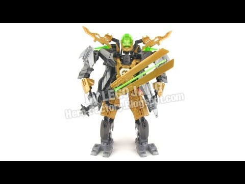 Jet Rocka: Hero Factory Brain Attack MOC