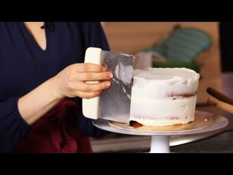 How to Do a Crumb Coat | Cake Decorating Tutorials