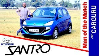 Hyundai Santro | OMG Top Speed | Full Review | CARGURU