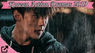 Top 25 Korean Action Dramas 2019 (All The Time)