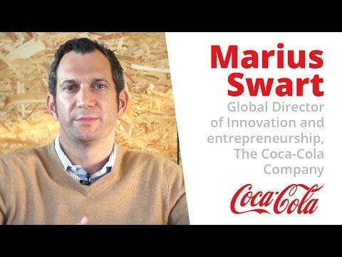 Marius Swart, Coca-Cola - SEP Matching Event in Berlin