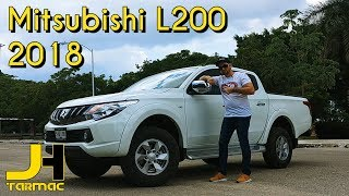Mitsubishi L200 2018 Prueba a fondo! La Pick up para acabar con los zombies