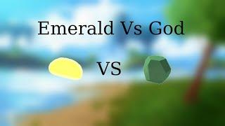 Booga Booga PvP! Emerald Vs God!