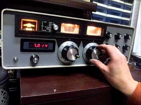 ! !   YAESU FT-101TT   ! ?   Tuning / Adjustments Fake receiver