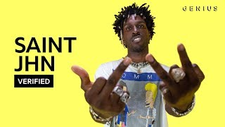 "SAINt JHN ""Trap"" Official Lyrics & Meaning 