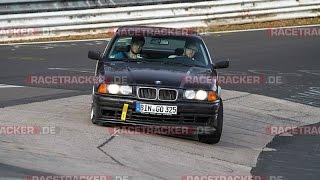 Just FUN :-D BMW E36 325i Nürburgring Nordschleife Touristenfahrten 08.11.2015
