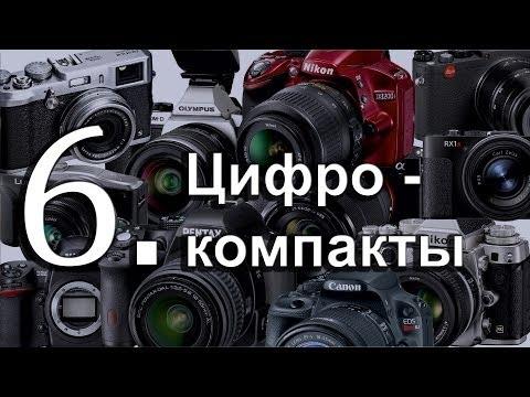 Видео как выбрать фотоаппарат-мыльницу
