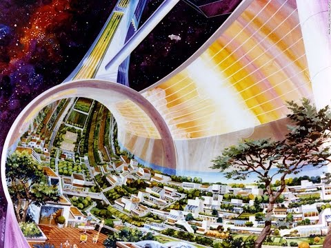 Space Oddity: NASA's retro guide to future living