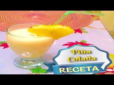 Piña Colada (( Bebida ))