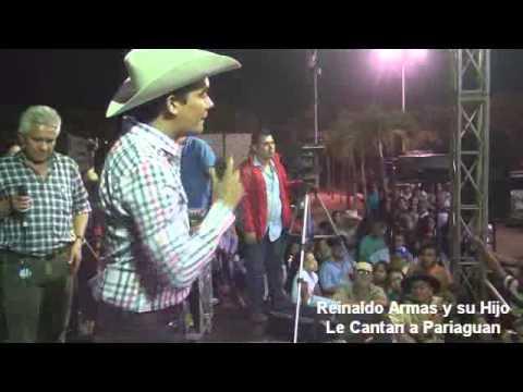 EL PETROLERO TV Parte 1 Reinaldo Armas y su Hijo le Cantan a Pariaguan
