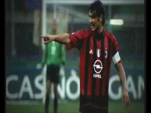 Paolo Maldini Fight