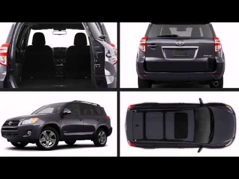 2012 Toyota RAV4 Video