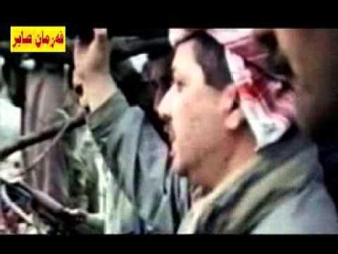 Masoud Barzani 1991