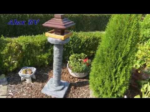 Beton Dekosäule Für Garten Selber Machen