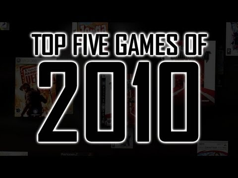 Top 5 Games of 2010
