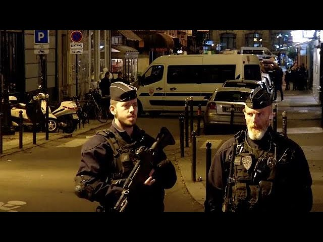 French anti-terror unit to investigate Paris knife attack