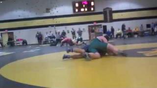 2011/2012 Depaul Wrestling Regular Season Highlights