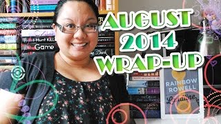 Wrap-Up: August 2014 (15 books read)
