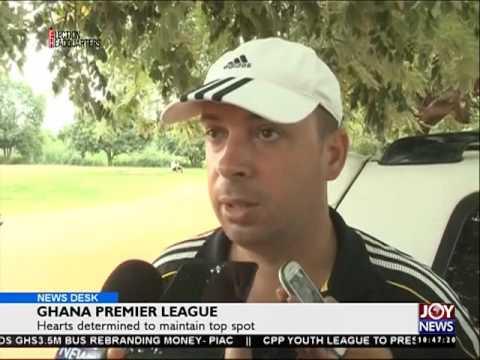 Ghana Premier League -Joy Sports (20-7-16)