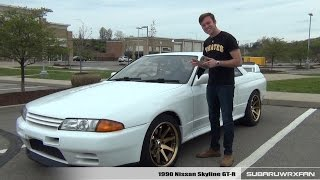 Review: 1990 Nissan Skyline GT-R (R32)