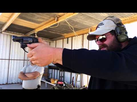 TheHossUSMC vs. Ruger LCR .357 mag