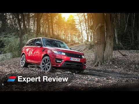 Range Rover Sport SUV car review