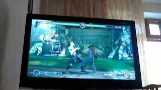 Mortal Kombat 9 Gameplay (PS3) Part 1