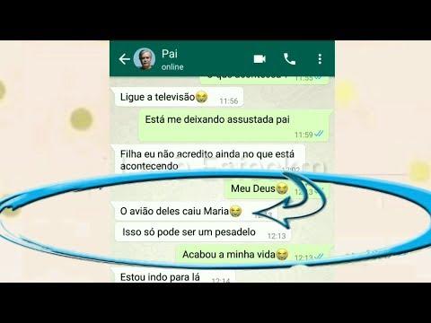 DEU EM CIMA DO NAMORADO COM PERFIL FALSO E OLHA NO QUE DEU ?(FINAL)