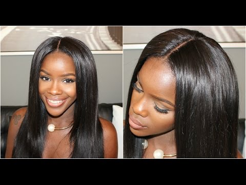 Hair Tutorial | How I Install My Lace Closure