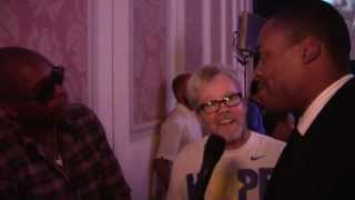 EXCLUSIVE; DAVE CHAPPELLE & FREDDIE ROACH Post MANNY PACQUIAO vs BRANDON RIOS
