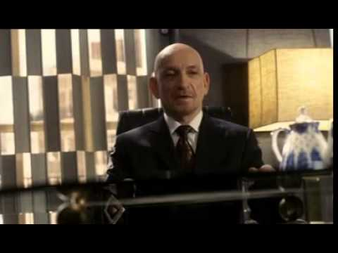 Lucky Number Slevin--The Rabbi..Ben Kingsley Speech..!!!