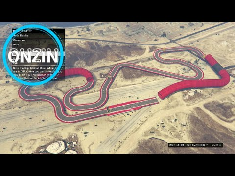 GTA 5 STUNT CREATOR REAL TRACKS CATALUNYA!