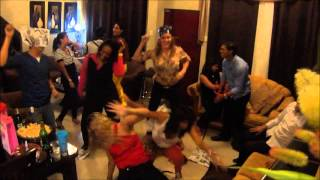 Harlem Shake - Al Estilo Guayaco- Feliz Cumpleaños Esther Mi Esposa. Te Amo