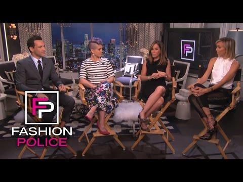 Barack Obama's Kind Words About Joan Rivers | Fashion Police | E!