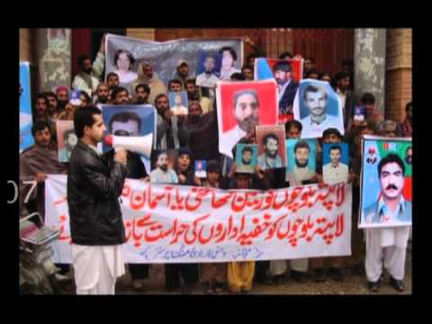 Human rights violations in Balochistan condemned