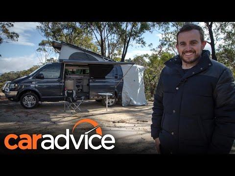 2016 Volkswagen Transporter Trakka Camper Review | CarAdvice