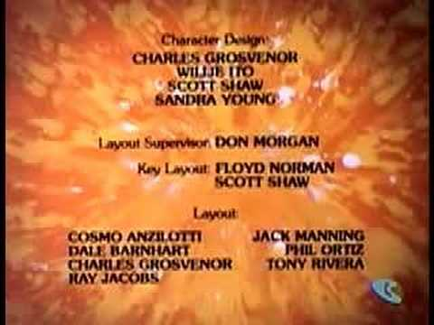 *Richie Rich* Cartoon ~ End Credits 1