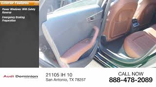 2019 Audi A4 San Antonio TX 007513