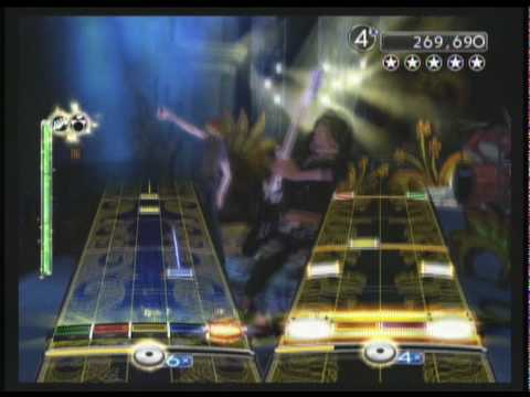 Burn It To The Ground by Nickelback ~ RockBand 2 DLC for 06/29, Expert Bass/Drums 99/99 SR