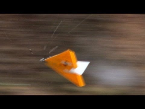 Shooting RC Planes with Machine Guns at Big Sandy Range 2010