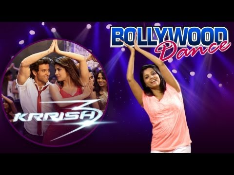 raghupati Raghav || Dance Steps Part 1 || Krrish 3 video