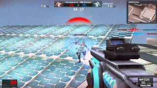 Gameplay Rifle Plasma Pro - Wolfteam.