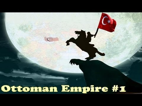 Hearts of Iron 3- World War 1 Mod- Ottoman Empire Part 1