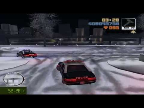 Grand Theft Auto III -- Winter Mod [Part 1]