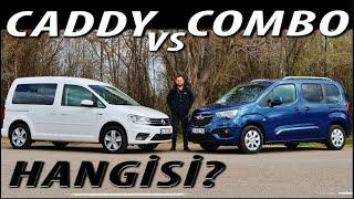 Opel Combo vs VW Caddy - Hangisi?