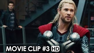Avengers: Age of Ultron Movie CLIP #3 (2015) - Avengers Sequel Movie HD