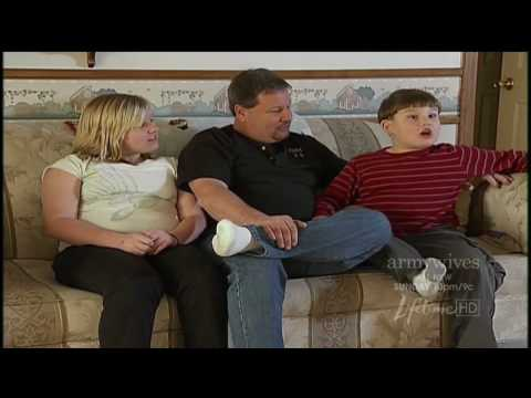 Cutest kid on earth from the TV show Wife Swap : King Curtis