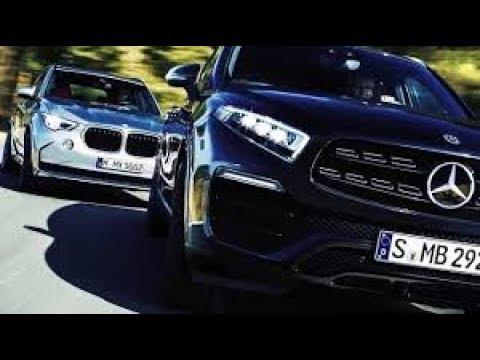 2018 BMW X7 Vs Mercedes GLE